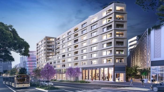 Appartements neufs Bastide référence 4700 : aperçu n°2