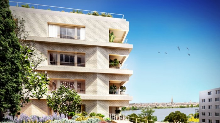 Appartements neufs Bastide référence 4700 : aperçu n°4