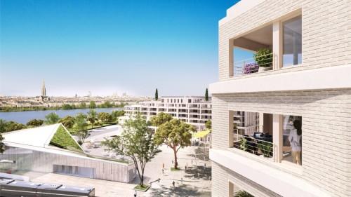 Appartements neufs Bastide référence 4700