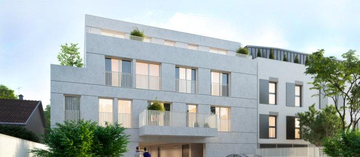 Appartements neufs Saint-Médard-d'Eyrans référence 4787 : aperçu n°0