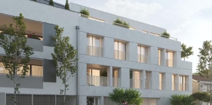Appartements neufs Saint-Médard-d'Eyrans référence 4787 : aperçu n°2