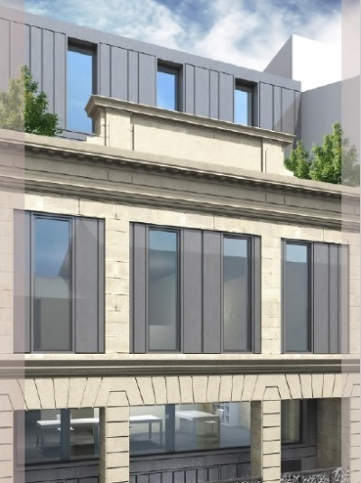 Appartements neufs St Seurin référence 4793