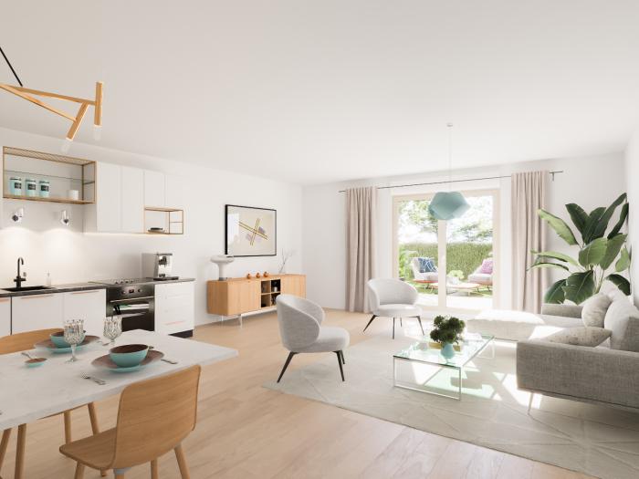 Appartements neufs Eysines référence 4795 : aperçu n°1