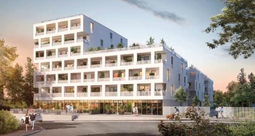 Appartements neufs Lormont référence 4808