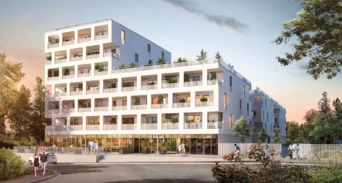 Appartements neufs Lormont référence 4808 : aperçu n°0