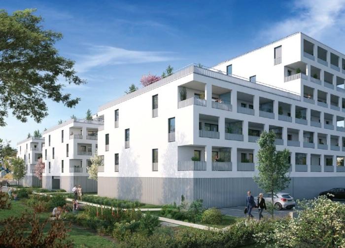 Appartements neufs Lormont référence 4808 : aperçu n°4
