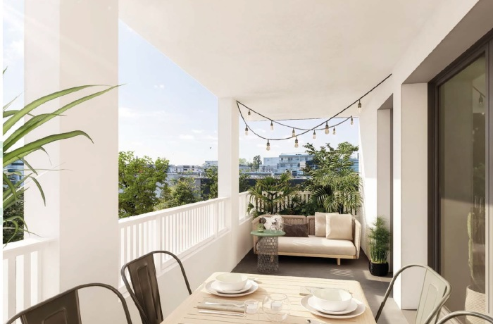 Appartements neufs Lormont référence 4808 : aperçu n°1