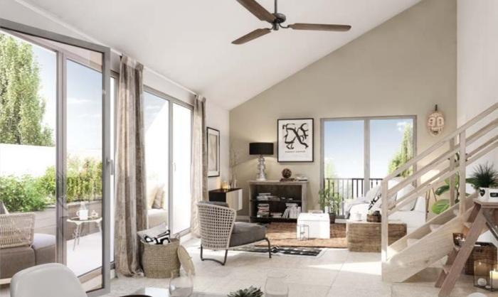 Appartements neufs Bastide référence 4810 : aperçu n°1