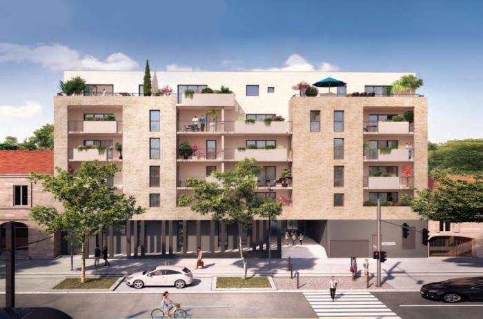 Appartements neufs Cenon référence 4823 : aperçu n°0