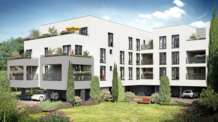Appartements neufs Mérignac référence 4825 : aperçu n°0
