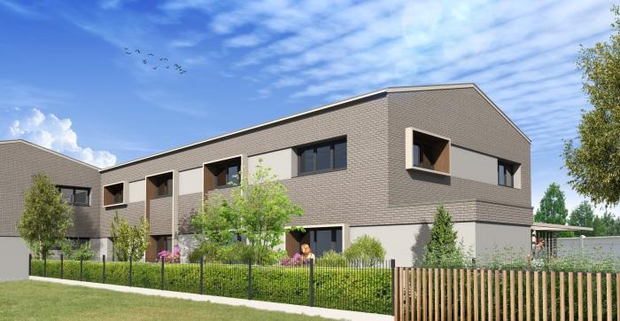 Appartements neufs Pessac référence 4846 : aperçu n°2