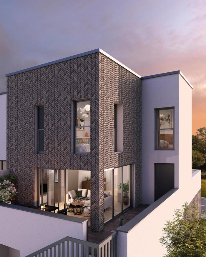 Maisons neuves et appartements neufs Pessac référence 4856 : aperçu n°2