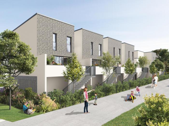 Maisons neuves et appartements neufs Pessac référence 4856 : aperçu n°3