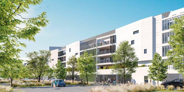 Appartements neufs Lormont référence 4874 : aperçu n°0