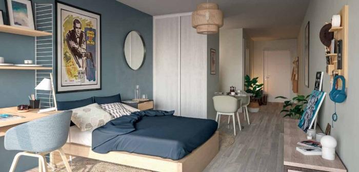 Appartements neufs Lormont référence 4874 : aperçu n°1