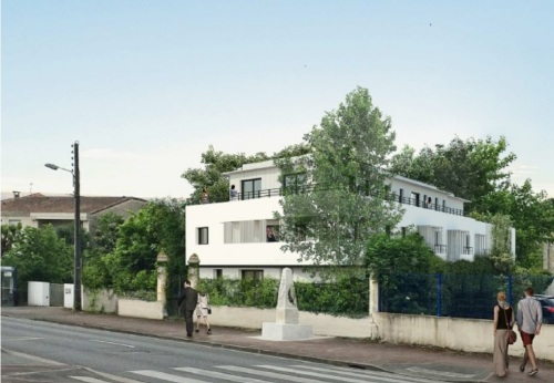 Appartements neufs Caudéran référence 4877