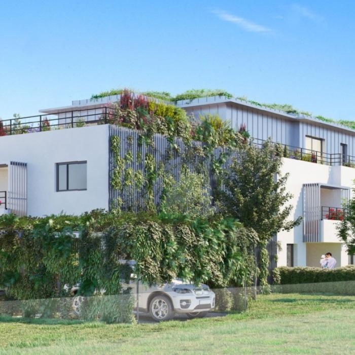Appartements neufs Caudéran référence 4877 : aperçu n°3