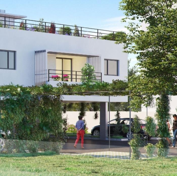 Appartements neufs Caudéran référence 4877 : aperçu n°4