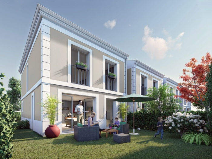Maisons neuves Le Bouscat référence 5013 : aperçu n°0