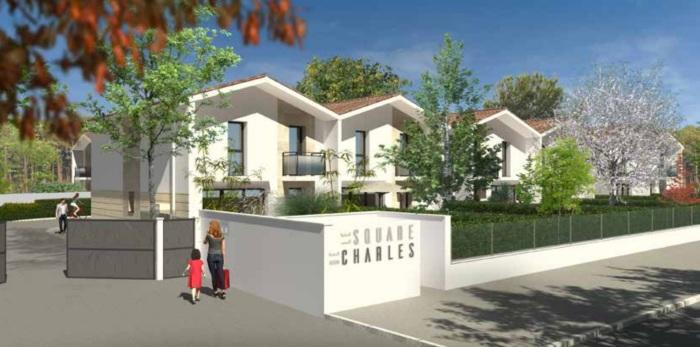 Maisons neuves Mérignac référence 5021 : aperçu n°0