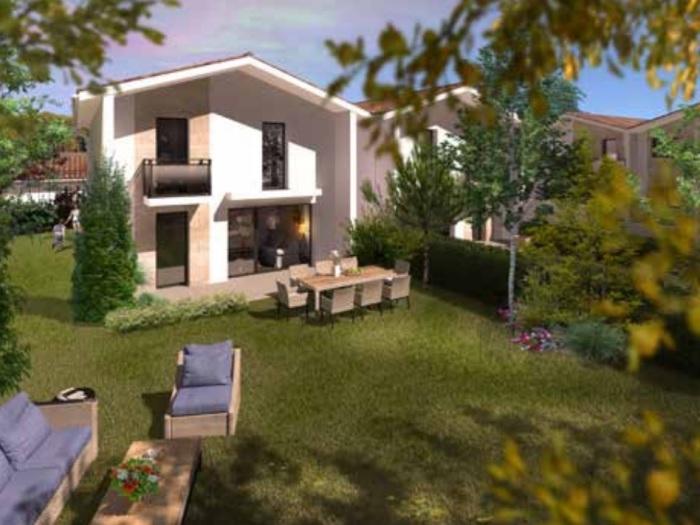 Maisons neuves Mérignac référence 5021 : aperçu n°2