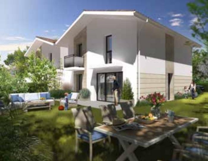 Maisons neuves Mérignac référence 5021 : aperçu n°4