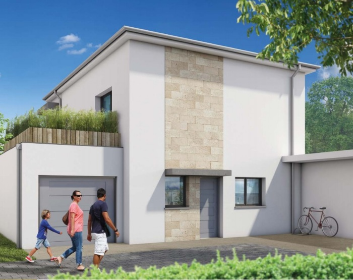 Maisons neuves Caudéran référence 5400 : aperçu n°2