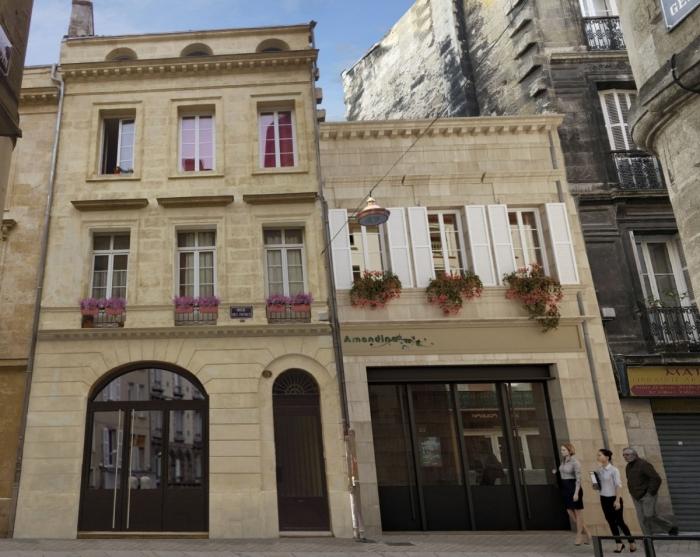 Appartements neufs Les Capucins référence 5033 : aperçu n°0