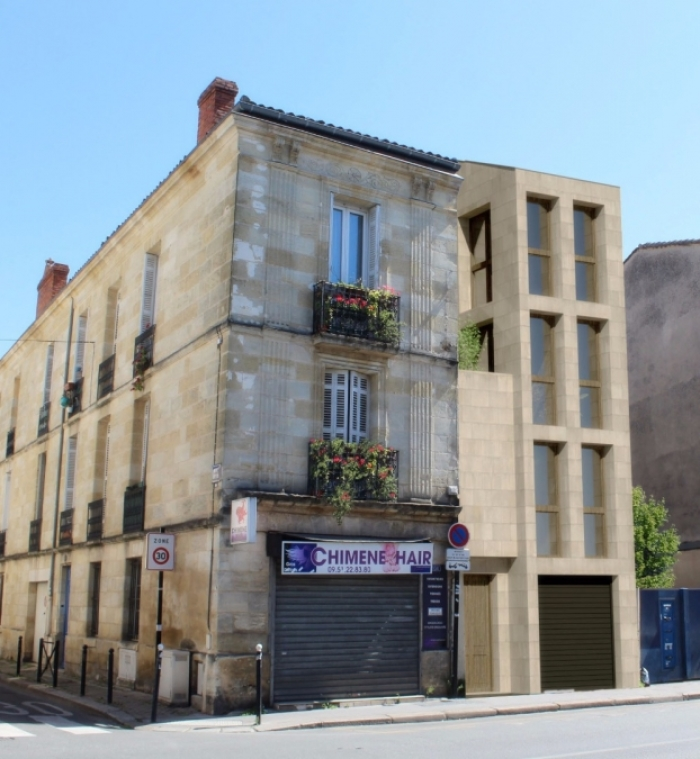 Appartements neufs Les Capucins référence 5031 : aperçu n°0