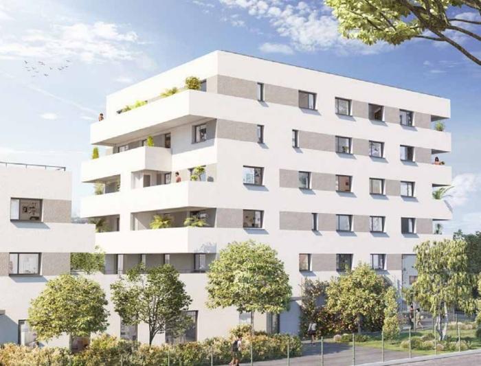 Appartements neufs Mérignac référence 5003 : aperçu n°0