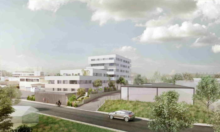 Appartements neufs Mérignac référence 5003 : aperçu n°5