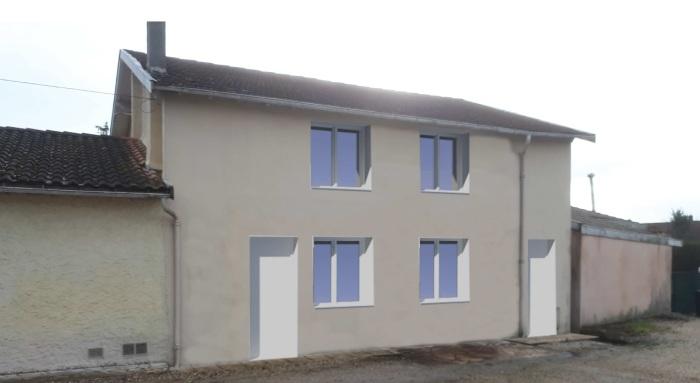 Maisons neuves Eysines référence 4781 : aperçu n°0