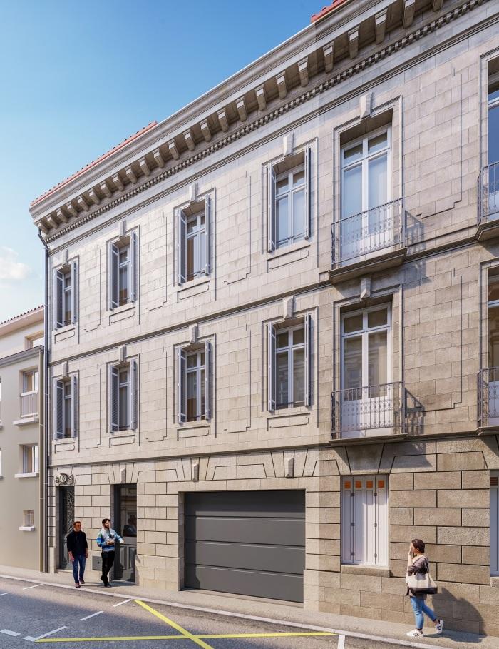 Appartements neufs Nansouty référence 4958 : aperçu n°0