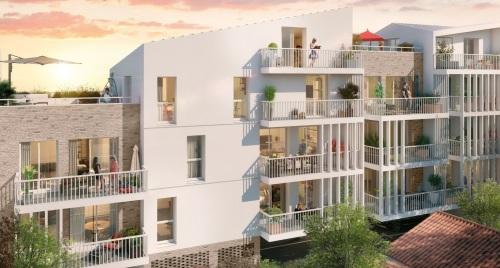 Appartements neufs Bastide référence 4879