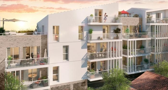 Appartements neufs Bastide référence 4879 : aperçu n°0