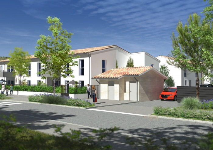 Appartements neufs Villenave-d'Ornon référence 5025 : aperçu n°0