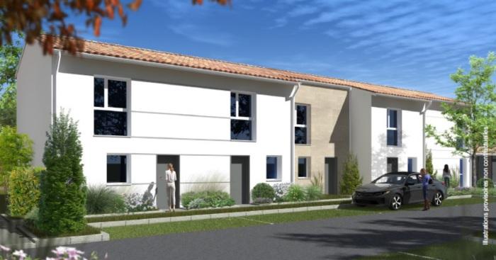 Appartements neufs Villenave-d'Ornon référence 5025 : aperçu n°2