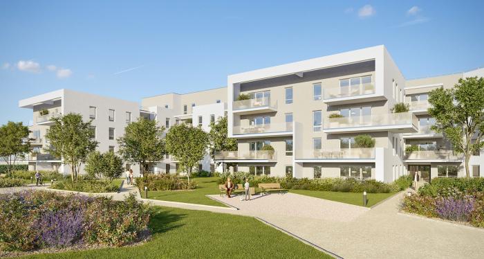 Appartements neufs Villenave-d'Ornon référence 5023 : aperçu n°2