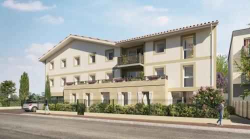 Appartements neufs Parempuyre référence 4785