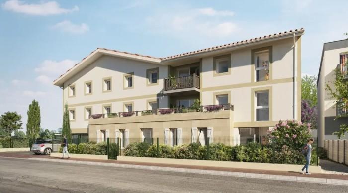 Appartements neufs Parempuyre référence 4785 : aperçu n°0