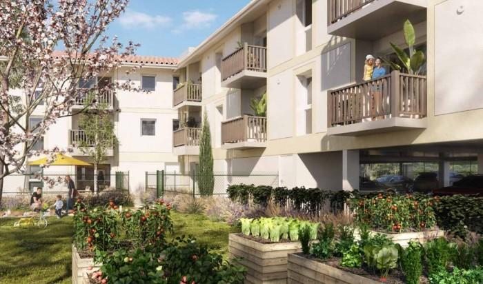 Appartements neufs Parempuyre référence 4785 : aperçu n°2