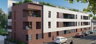Appartements neufs Bastide référence 4938
