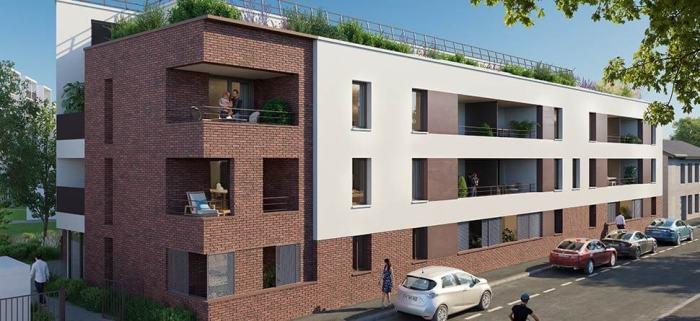Appartements neufs Bastide référence 4938 : aperçu n°0