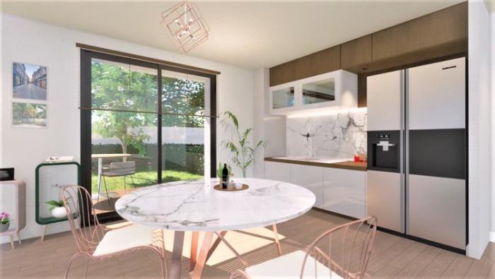 Maisons neuves et appartements neufs Le Bouscat référence 4899 : aperçu n°2