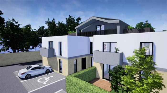 Maisons neuves et appartements neufs Le Bouscat référence 4899 : aperçu n°7