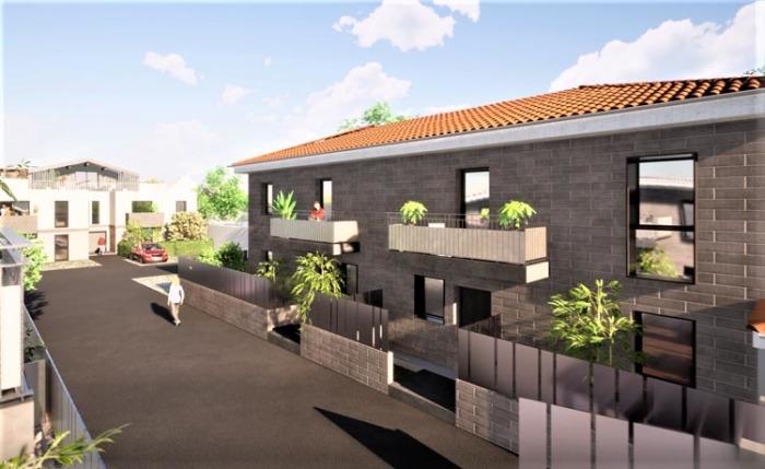 Maisons neuves et appartements neufs Le Bouscat référence 4899 : aperçu n°8