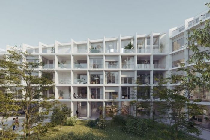 Appartements neufs St Bruno référence 4905 : aperçu n°3