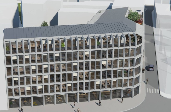 Appartements neufs St Bruno référence 4905 : aperçu n°4