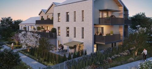 Maisons neuves et appartements neufs Bruges référence 4909
