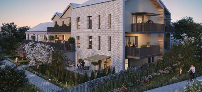 Maisons neuves et appartements neufs Bruges référence 4909 : aperçu n°0